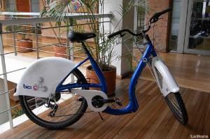 Bicicleta Publica Bici Q Quito