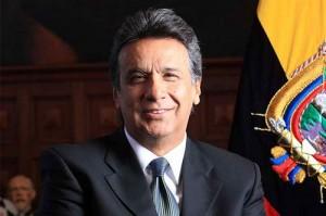 Lenin-Moreno-Vice Presidente del Ecuador